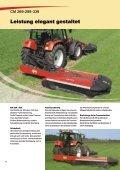 Vicon Trommelmähwerke - Spezielle-Agrar-Systeme GmbH - Seite 6