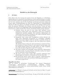 Merkblatt zu den Zitierregeln