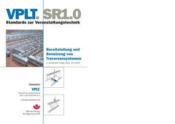 VPLT-Standard SR1.0 - Lutec Veranstaltungstechnik, Brilon