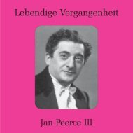 Peerce III text - Preiser Records