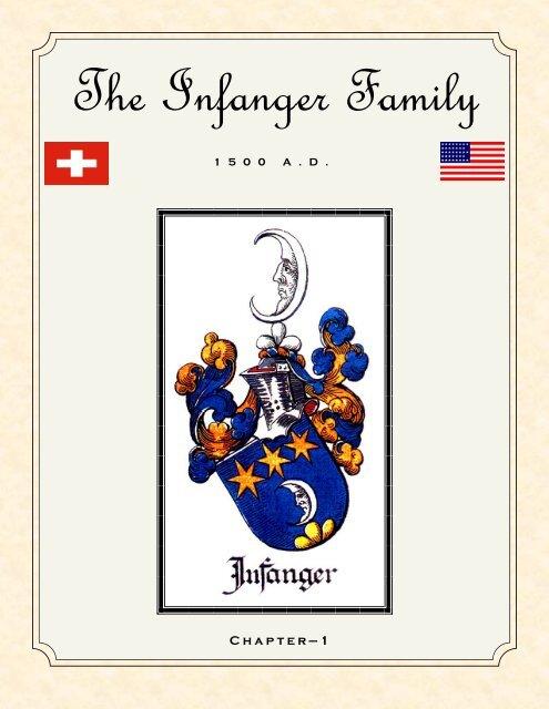 Descendants of Levi Infanger - Cardello Family History
