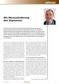 CHbraunvieh 03-2011 - Schweizer Braunviehzuchtverband - Seite 3