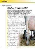CHbraunvieh 03-2011 - Schweizer Braunviehzuchtverband - Seite 6