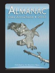 Lake Arrowhead Almanac 2012 - Mountain News
