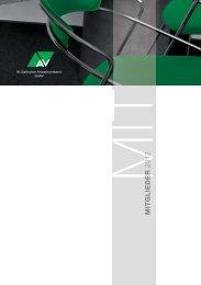 Mitgliederverzeichnis 2012 - St.Gallischer Anwaltsverband SGAV