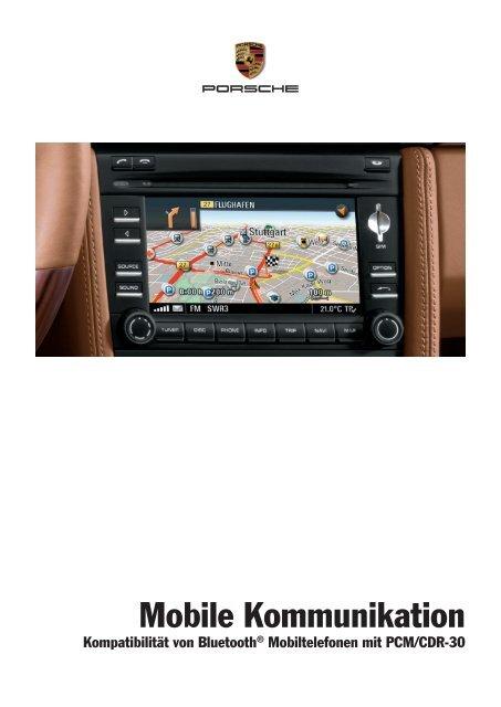 Bluetooth.pdf - Porsche