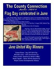 June 2011 - County of Wayne
