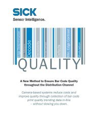 21074A New Method to Ensure Bar Code Quality