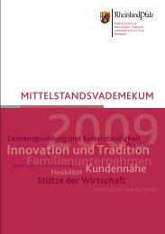 Stütze der Wirtschaft Innovation und Tradition - Inmit