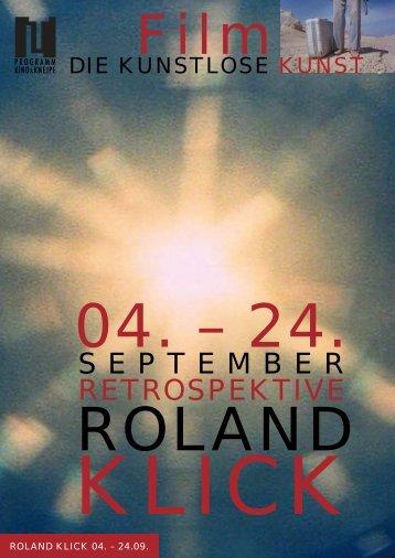 24.09. retrospektive - Tilsiter Lichtspiele