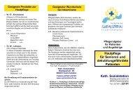 Kath. Sozialstation Hautpflege für Senioren und ...