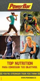 Top nutrition - Vic Sports