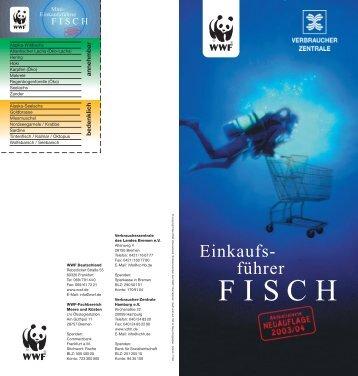 Einkaufsführer Fisch - Heike Mühldorfer