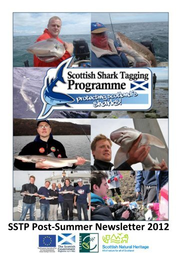 SSTP Progress Report - The Scottish Sea Angling Conservation ...