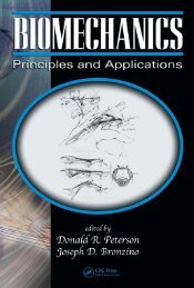 Biomechanics Principles and Applications - BME