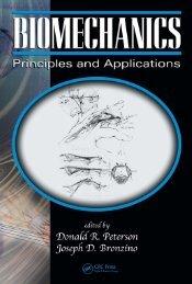 Biomechanics Principles and Applications - BME
