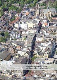 Leitplan Zentrum Gelsenkirchen-Buer Städtebauliches ...