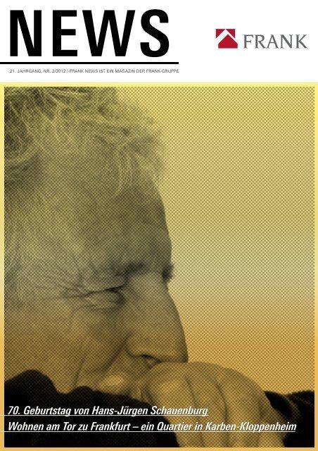 70 Geburtstag Von Hans Jürgen Schauenburg Wohnen Am Tor Zu