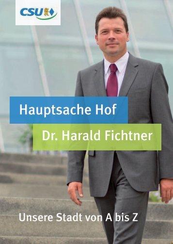 Hauptsache Hof - CSU