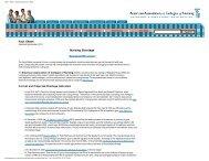 AACN - Media - Nursing Shortage Fact Sheet