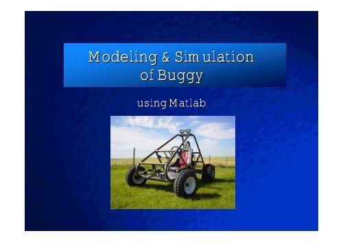 Golf buggies - Nanyang Technological University