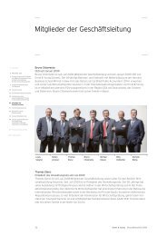 Mitglieder der Geschäftsleitung - Home - Ernst & Young - Schweiz