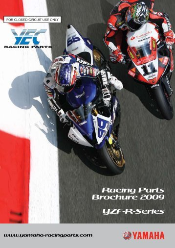 2009 YZF-R-Series - Yamaha-RacingParts.com