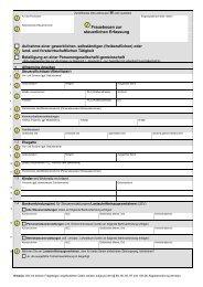 Fragebogen zur steuerlichen Erfassung - und Handelskammer für ...