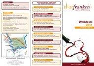 Churfranken Weinprobe • Aschaffenburg