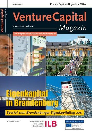 Eigenkapital in Brandenburg Eigenkapital in Brandenburg - MBG