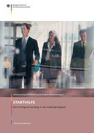 Broschüre Starthilfe - Hochschule Karlsruhe – Technik und Wirtschaft