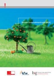 BUK-Richtlinie - Bremer Aufbau-Bank GmbH
