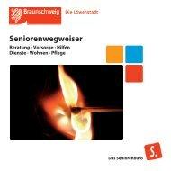 Seniorenwegweiser - Stadt Braunschweig