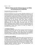CO – Vergiftung und Rauchgasintoxikation - Druckkammerzentrum ... - Seite 6