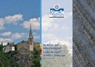 Niedergesteln - UNESCO Welterbe Schweizer Alpen Jungfrau-Aletsch