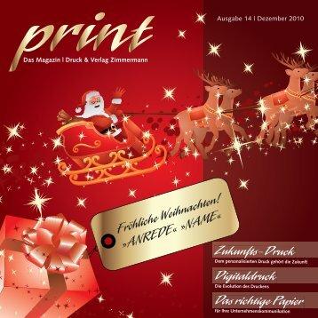 Zukunfts-Druck Digitaldruck Das richtige Papier Zukunfts-Druck ...