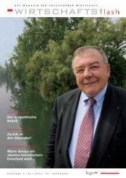 Ausgabe 4 / Juli 2012 zum download - WIRTSCHAFTSflash