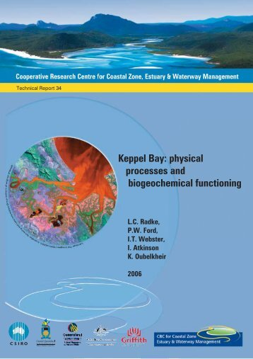 Keppel Bay: physical processes and biogeochemical ... - OzCoasts