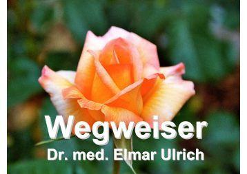 Dr. med. Elmar Ulrich