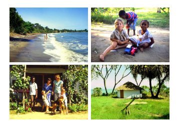 pdf Bilderauswahl Tanzania - Dr. Elmar Ulrich
