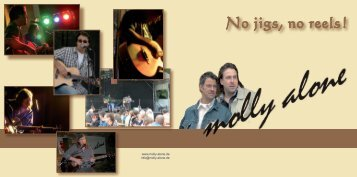 Booklet als pdf - Molly Alone