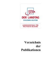 Andersen, Uwe und Woyke, Wichard (Hrsg - Landeszentrale für ...