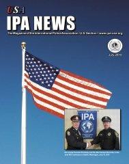 IPA USA News Summer 2010.indd - International Police Association