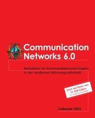 Communication Networks 6.0 - FOCUS MediaLine