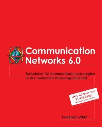 Communication Networks 6.0 - FOCUS MediaLine