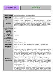 6. IBILBIDEA BUSTURIA - Urdaibai