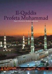 il-qaddis-profeta-muc4a7ammad-il-messac4a1c4a1ier-tal-umanitc3a0-kollha