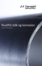 Rustfrit stål og korrosion - Damstahl