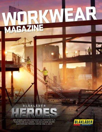 For å se magasinet klikk her! (PDF-document - Blåkläder Workwear