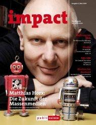 impact - Publisuisse SA